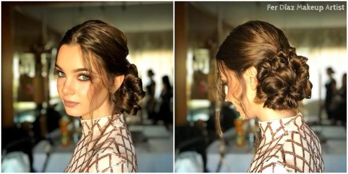 maquillaje de invitada a boda