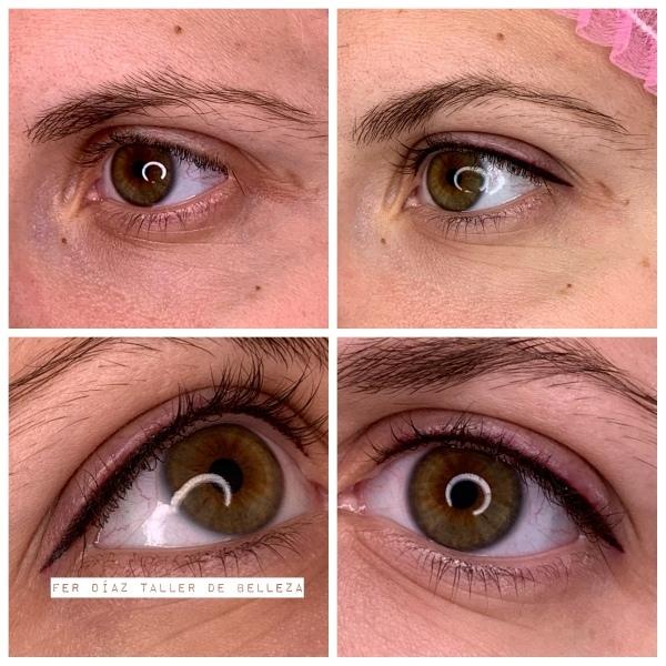 linea de ojo micropigmentacion